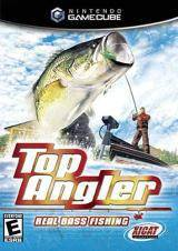 Top Angler Real Bass Fishing - Gamecube