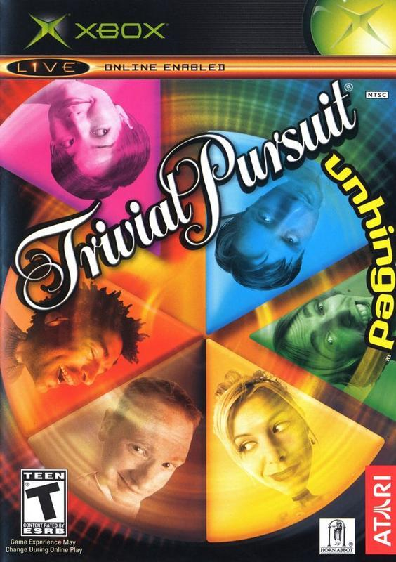 Trivial Pursuit Unhinged - Xbox