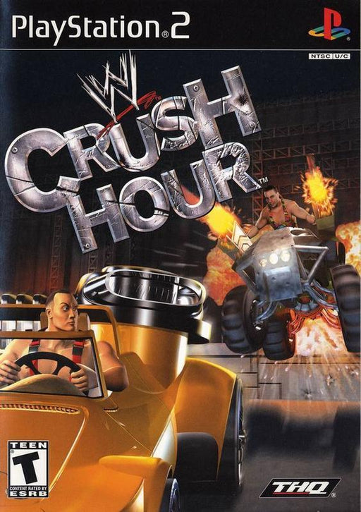 WWE Crush Hour - PlayStation 2