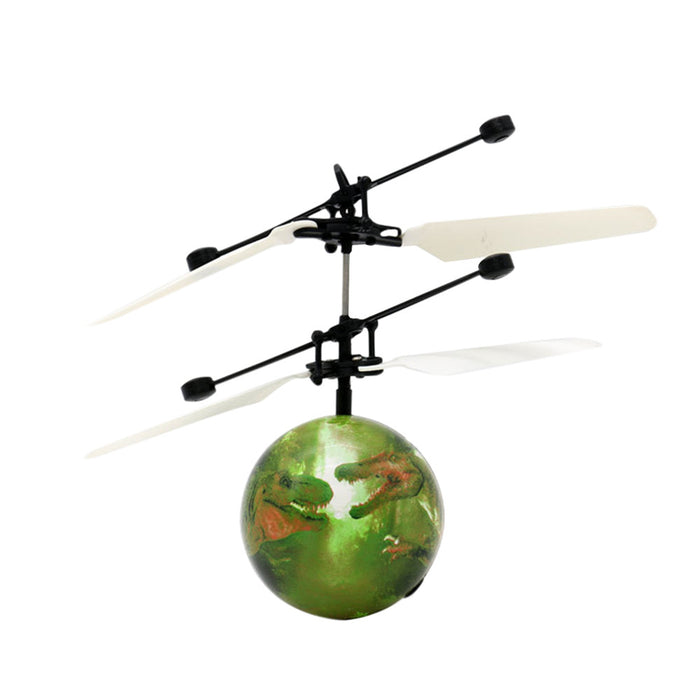 Flying Helicopter Light Up Ball