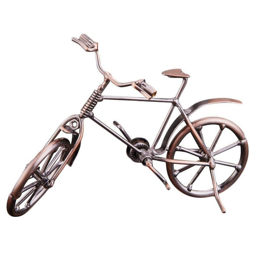 Iron Bicycle Metal Decoration