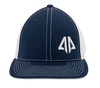 Alpha Prime Series 2 Fitted Hat - 101FPAC-Navy/White