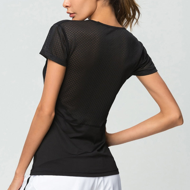 Loose Fit Exercise Top