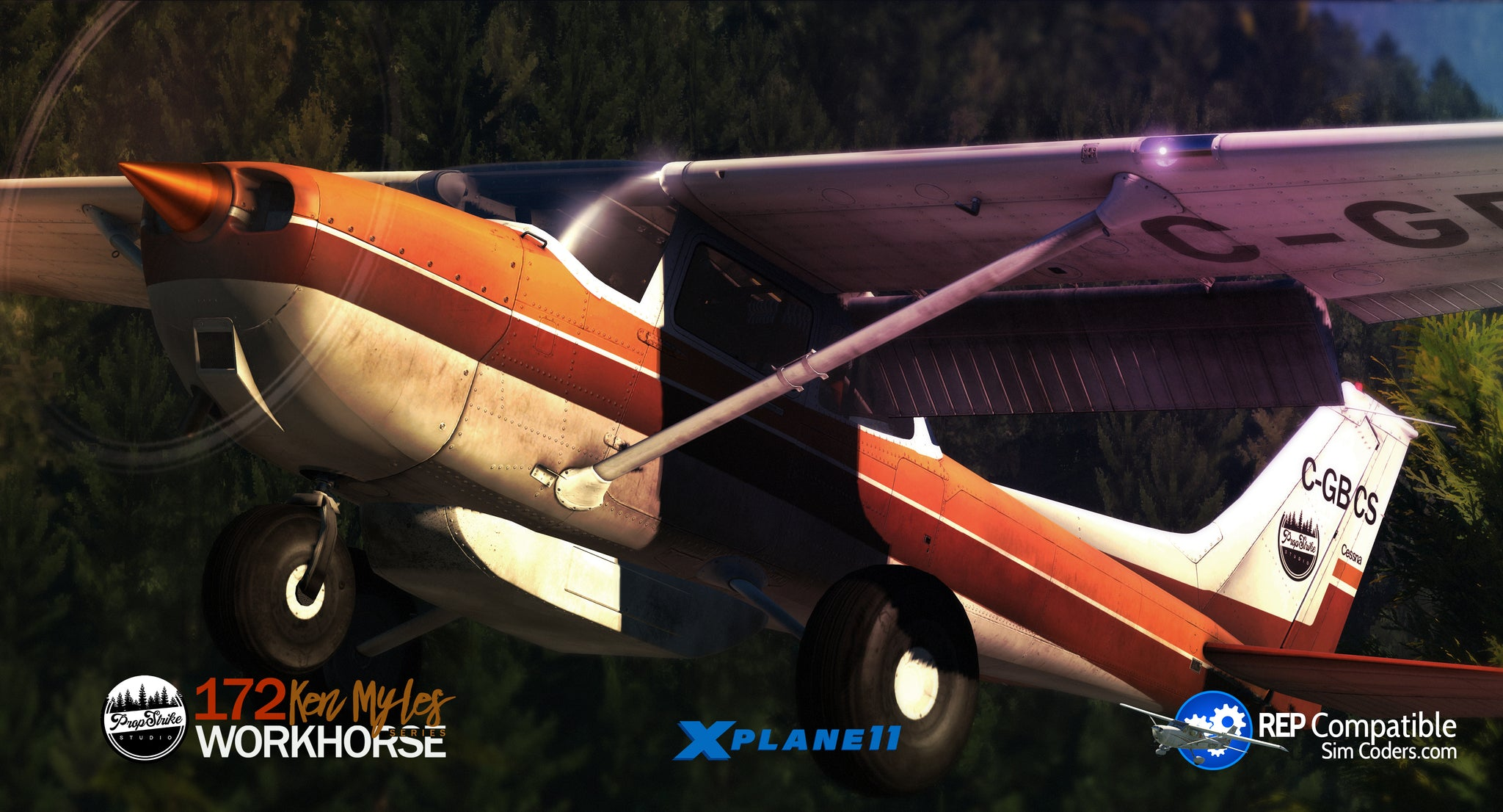 Cessna 172 Bush Kit