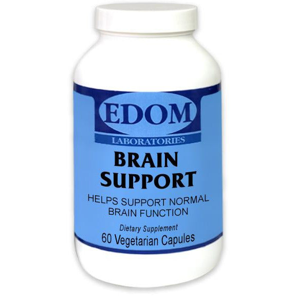 Helps support normal Brain health Brain Support is an easy to swallow vegetarian capsule blended with key nutrients for brain health