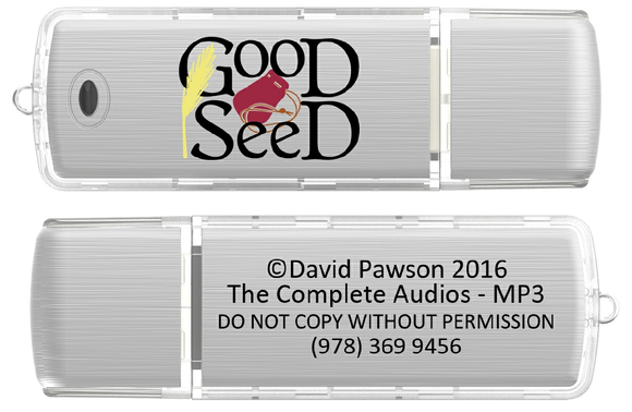 David Pawson Audio Teachings