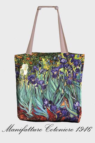 Shopper VanGogh - Iris