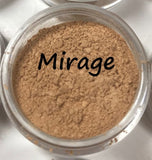 Foundation Mineral Makeup Pink Quartz Minerals Matte or Shimmer