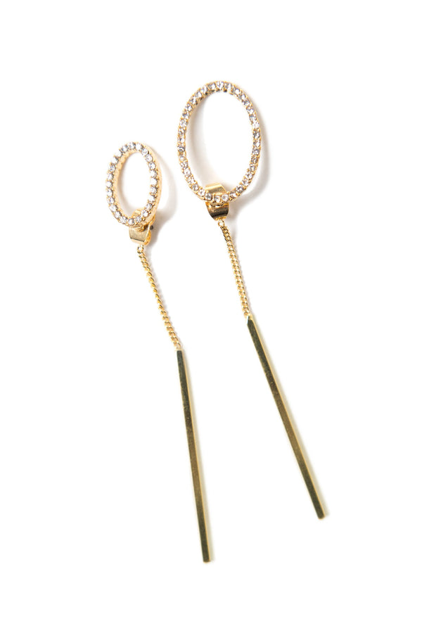 Evelyn Earrings in Accessories by J.ING - an L.A based women's fashion line