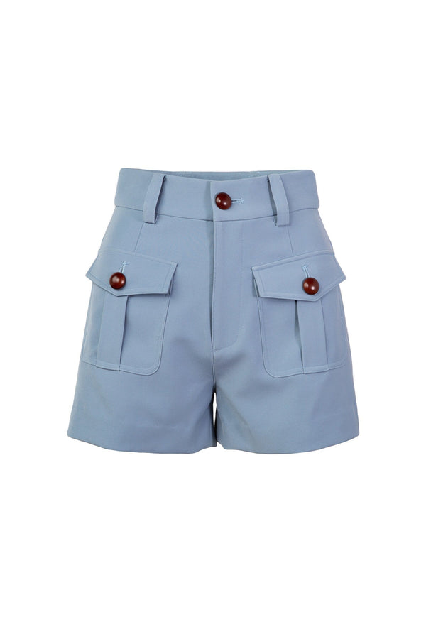 Blue Barry Shorts