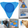 Image of Lickable Wall-Mounted Dog Treat Dispenser