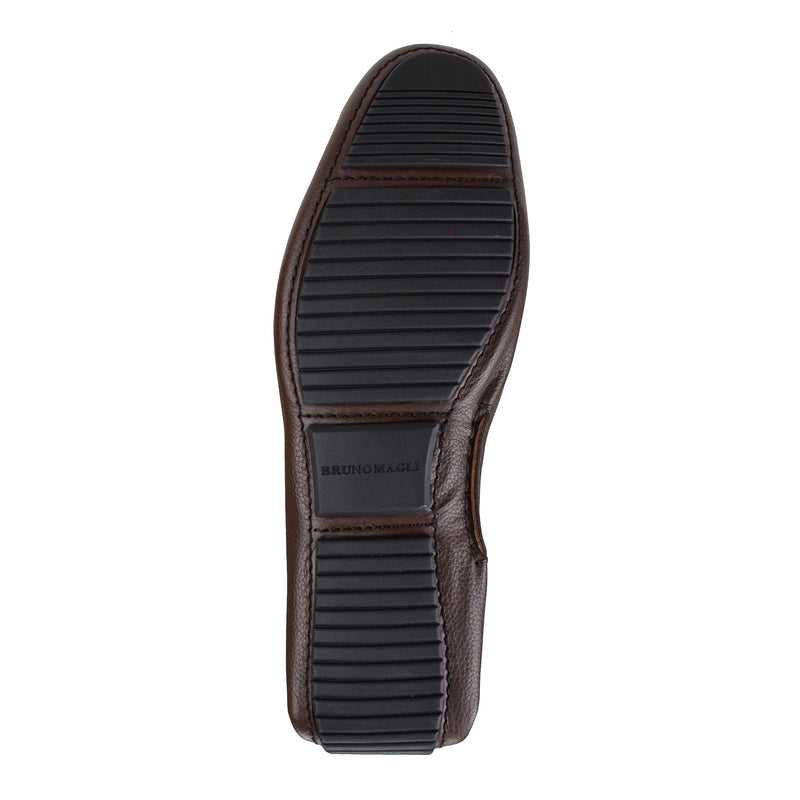 Dragone Driving Loafer - Brown - FINAL SALE