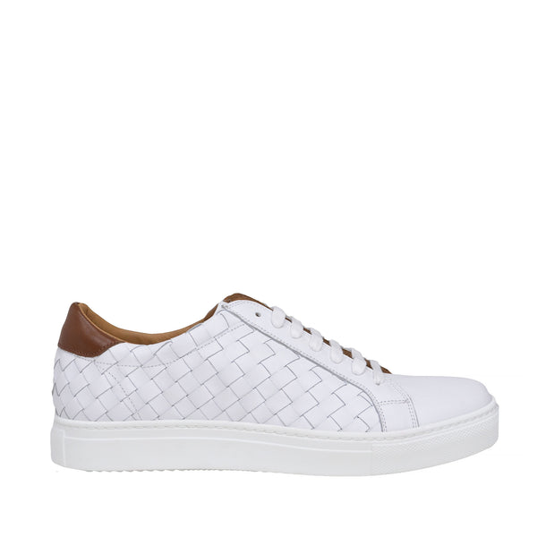 Malpensa  - White Leather - Online Exclusive