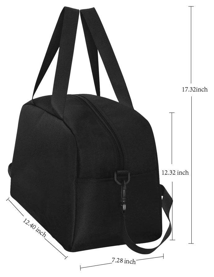 Gym Bag Sizing Chart