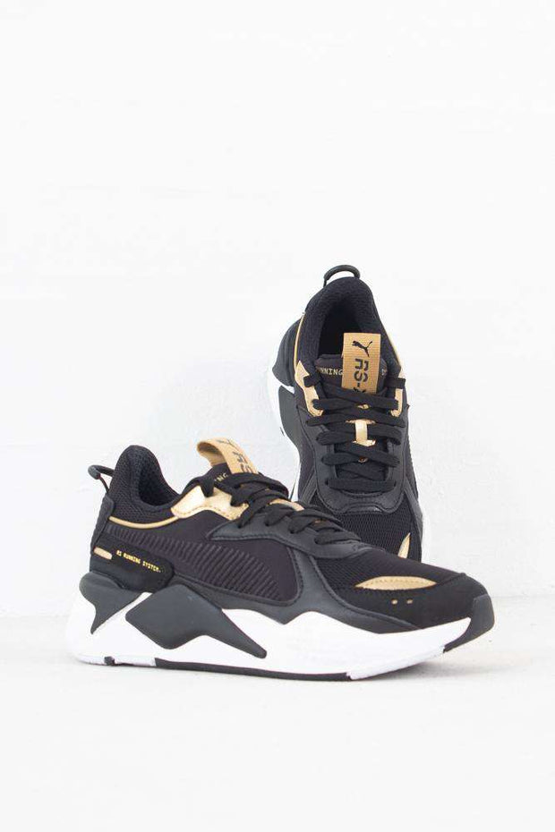 RS-X Trophy - Black fra Puma 1
