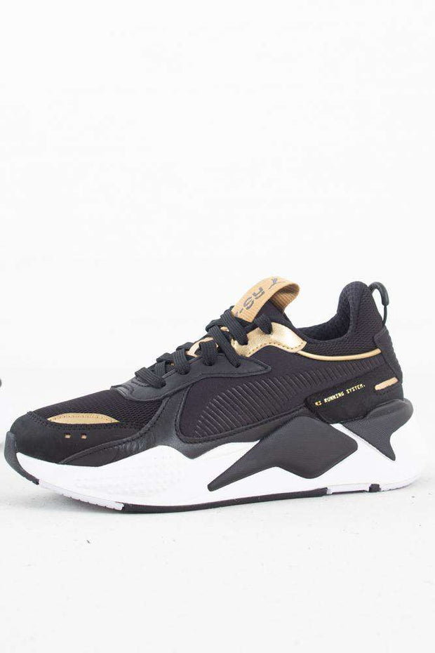 RS-X Trophy - Black fra Puma 2