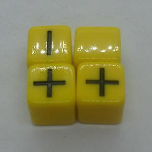 12mm Fate/Fudge Dice