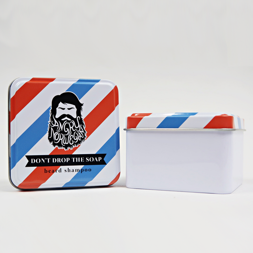 Angry Norwegian - Macho Beard and Body Soap