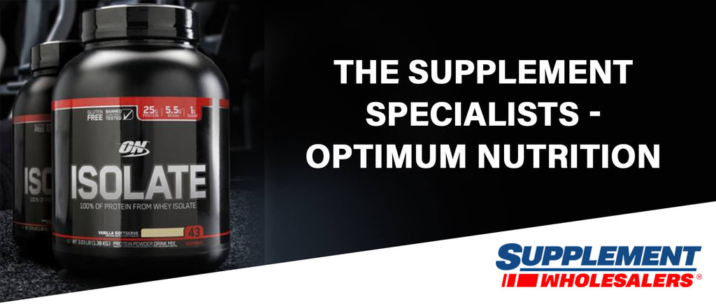 The Supplement Specialists - Optimum Nutrition