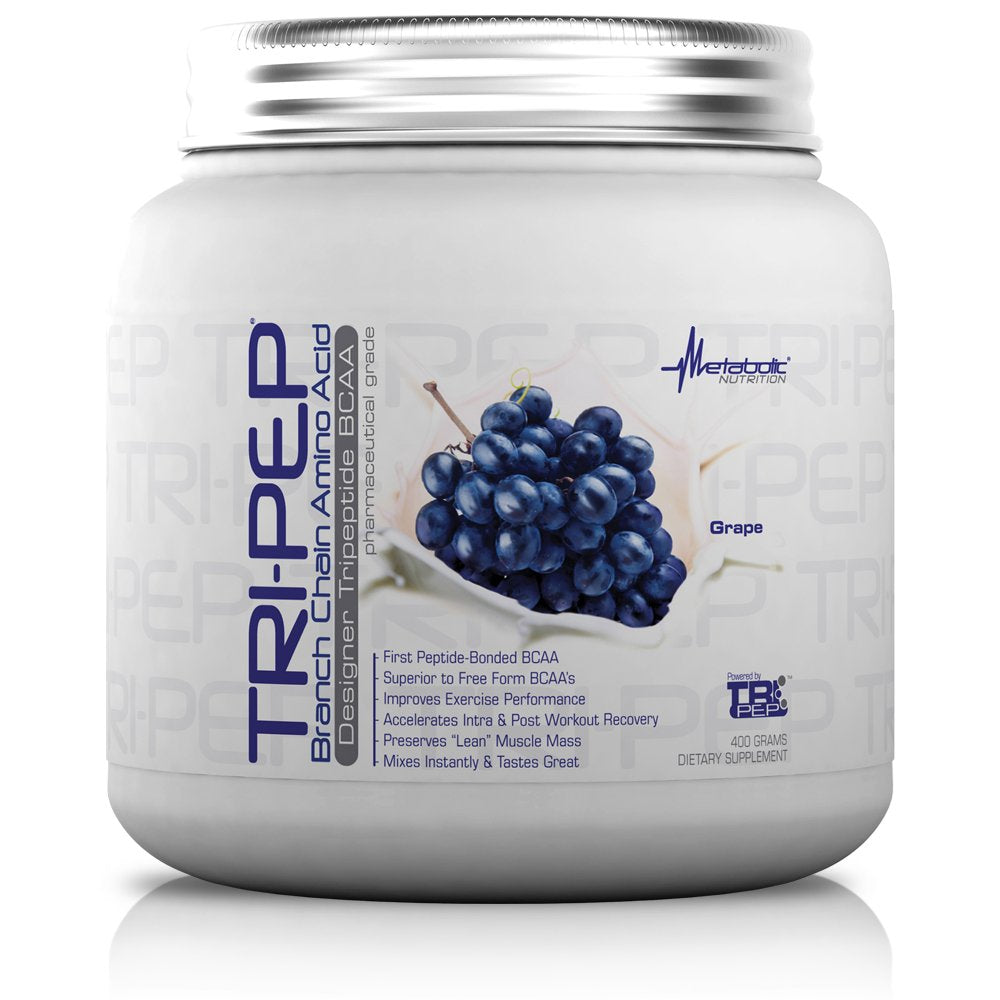 TRI-PEP Branch Chain Aminos (BCAAs) by Metabolic Nutrition