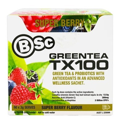 BSC Green Tea TX100 l Body Science