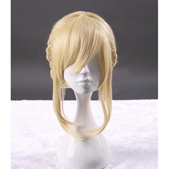 Violet Evergarden main actress cosplay accessory wig