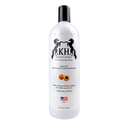 Knotty Horse Apricot Oil Conditioning and Brightening Shampoo