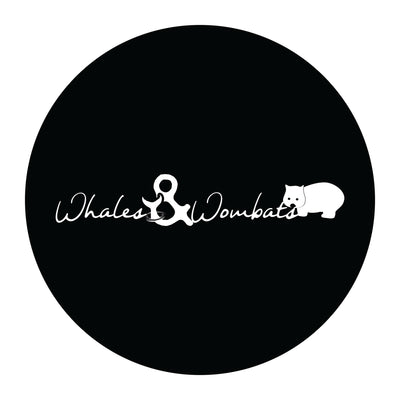 Whales and Wombats Logo