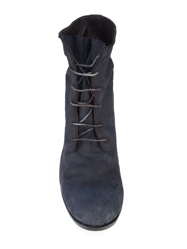 A1923 KANGAROO REVERSE LEATHER BOOTS