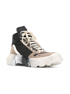 RICK OWENS MEN TRACTOR SNEAKERS