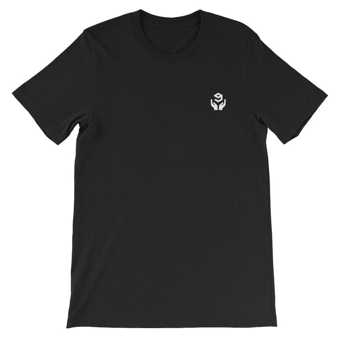 9GAG Union Tee dark mode black for 9gaggers - 9GAG Shop