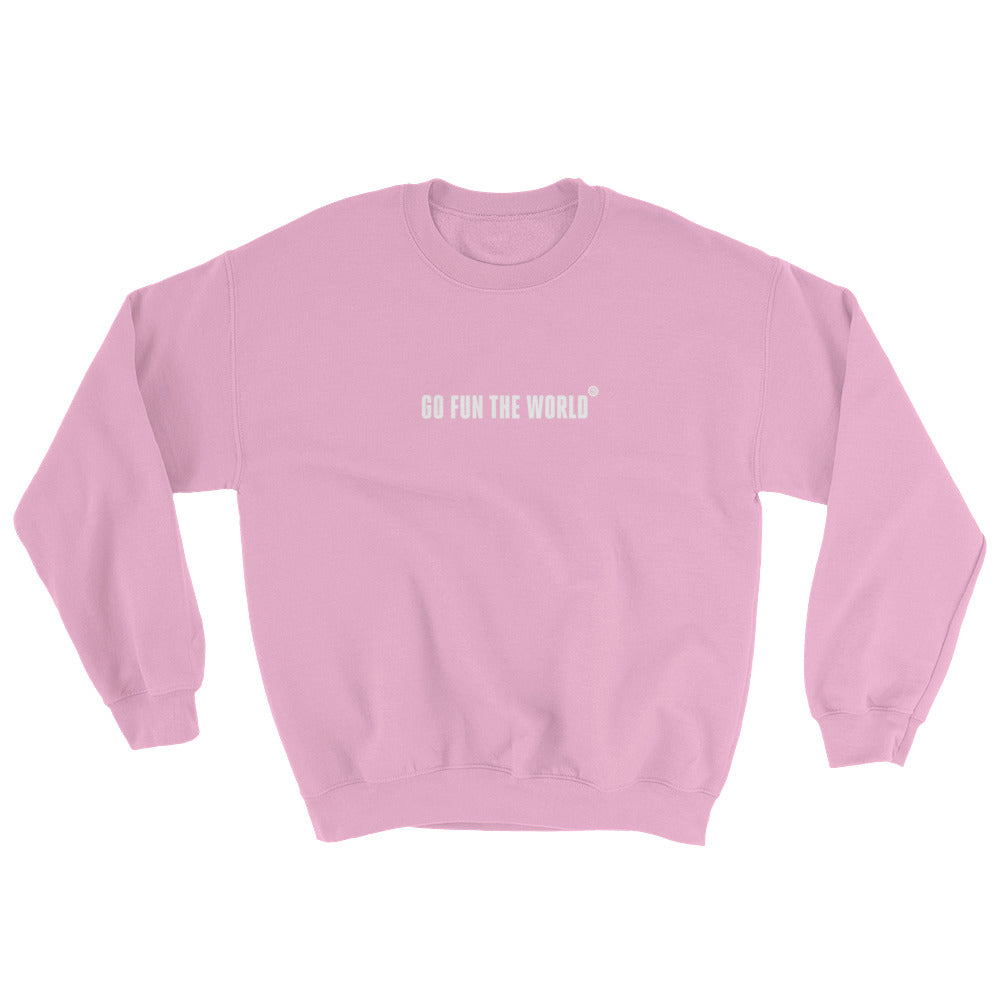 Go Fun The World Virgin Pink Sweater - 9GAG Shop