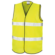 R200X Result Safeguard Hi-Vis Motorist Safety Vest