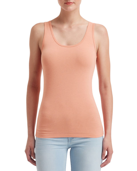 2420L Anvil Women's Stretch Tank