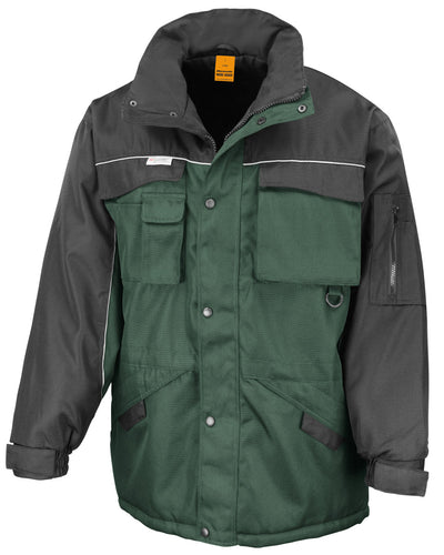 R72X WORK-GUARD by Result Heavy Duty Combo Coat