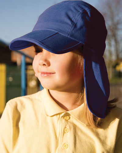 Result Headwear Children's Folding Legionnaire