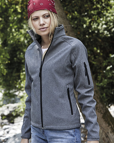 Tee Jays Ladies' Lightweight Performance Softshell