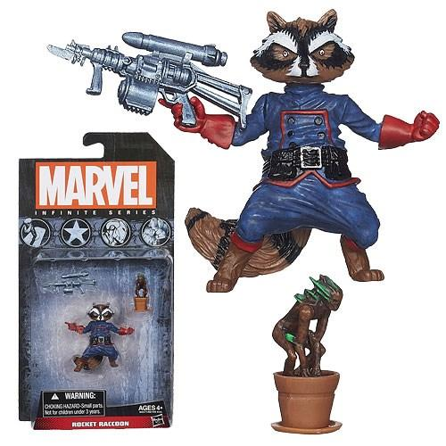 Marvel Infinite 3.75-Inch Action Figures