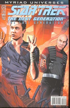 Star Trek: Last Generation (2008) #3