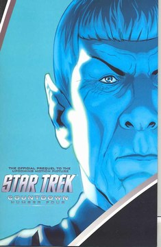 Star Trek: Countdown (2009) #4