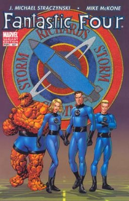 Fantastic Four (1998) #527 (Cover B)
