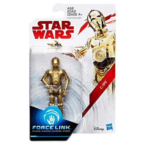 Star Wars VIII 3.75-Inch C-3PO Action Figure