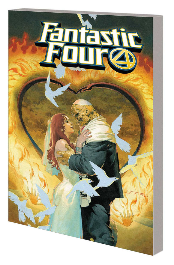 Fantastic Four TP Volume 2 (MR AND MRS GRIMM)
