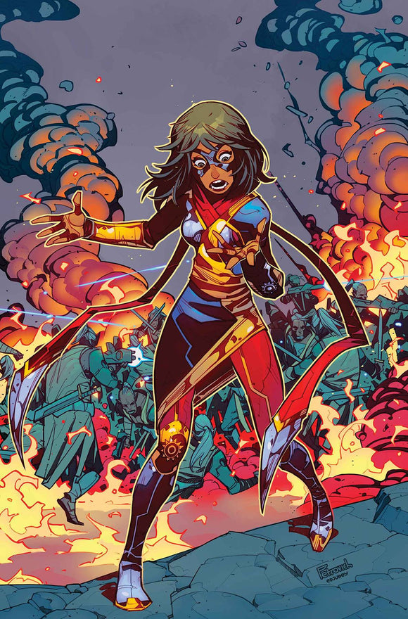 Magnificent Ms Marvel (2019) #5
