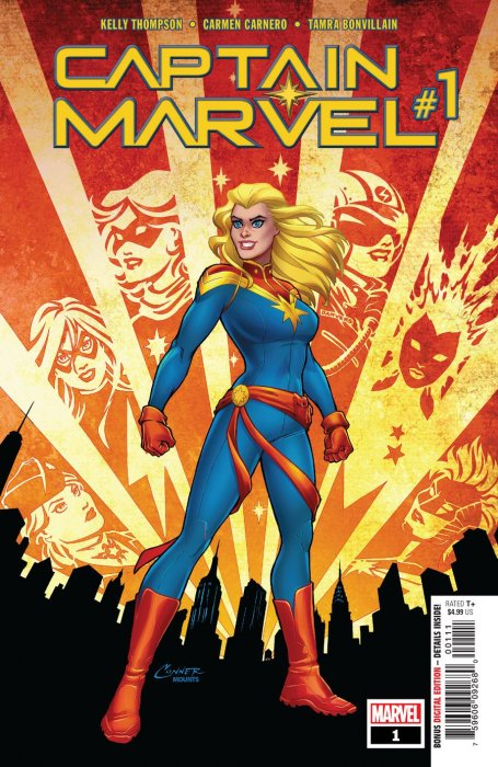 Captain Marvel (2019) #1