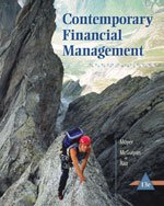 Bundle: Contemporary Financial Management (With Thomson One - Business School Edition 6-Month Printed Access Card), 13Th + Cengagenow Printed Access Card