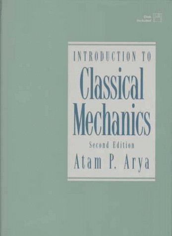 Introduction To Classical Mechanics (2Nd Edition)