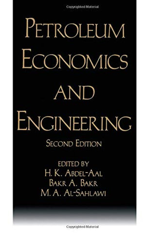 Petroleum Economics And Engineering, Second Edition