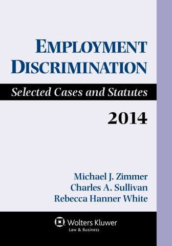 Employment Discrimination: Law & Practice Supplement
