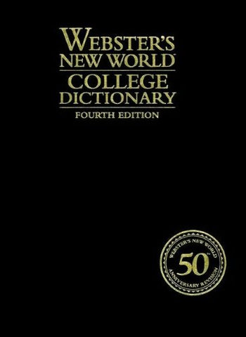 Webster'S New World College Dictionary Leather, Thumb Indexed
